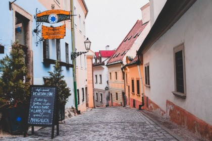 Moving to Bratislava